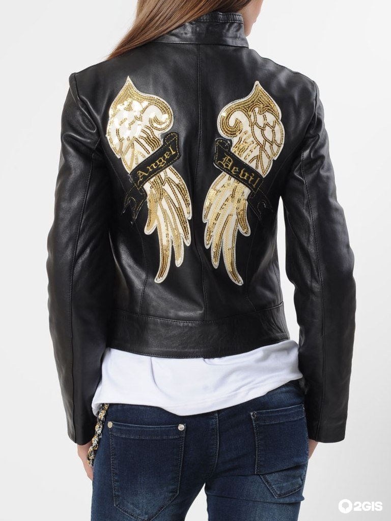 Нашивка на кожаную куртку своими руками 93