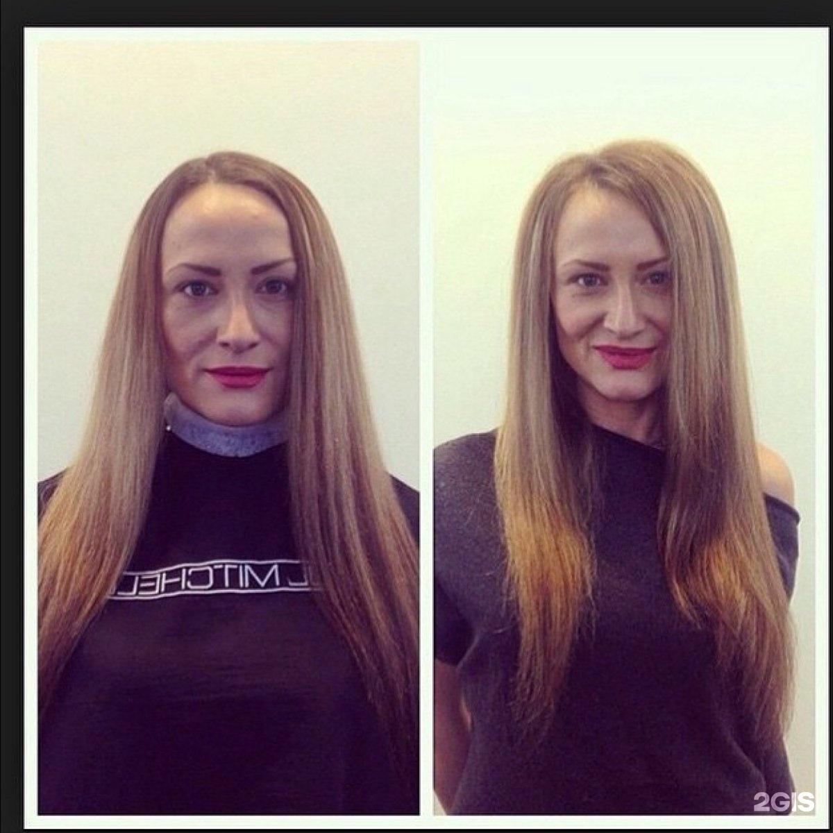 Увеличение прикорневого объёма волос