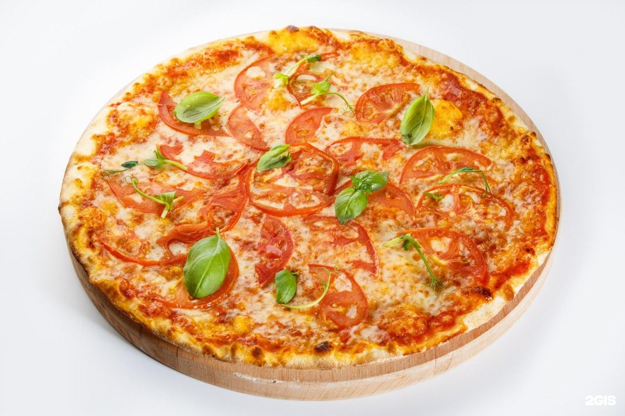 Пицца с помидорами - 86 рецептов приготовления пошагово
