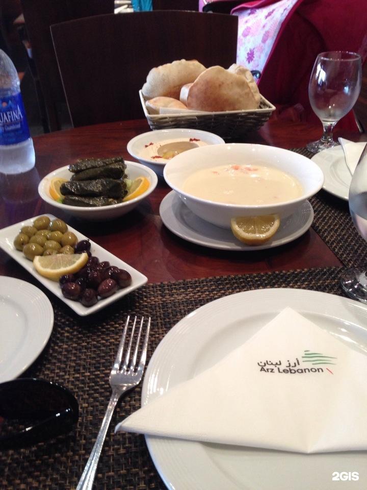 Arz lebanon restaurant city dubai 464 jumeirah road for Arz lebanese cuisine