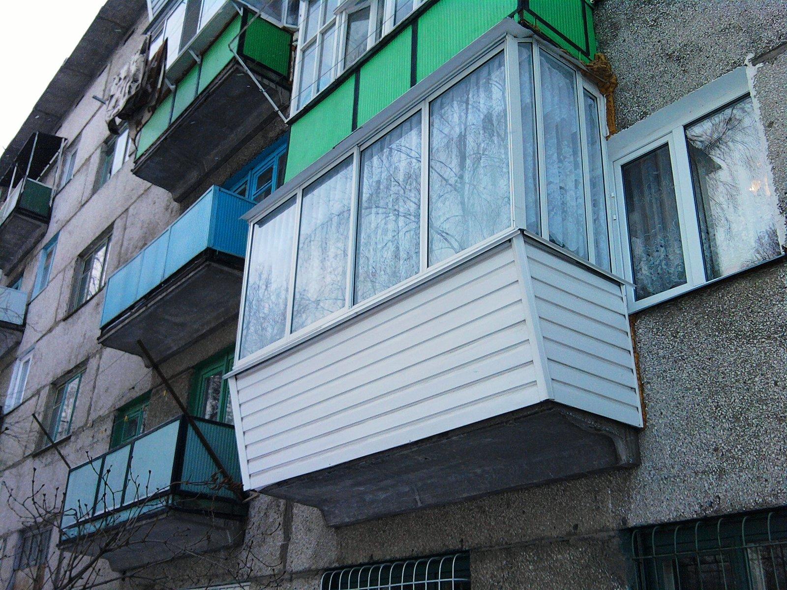 Расширение балконов, лоджий - альфастрой.