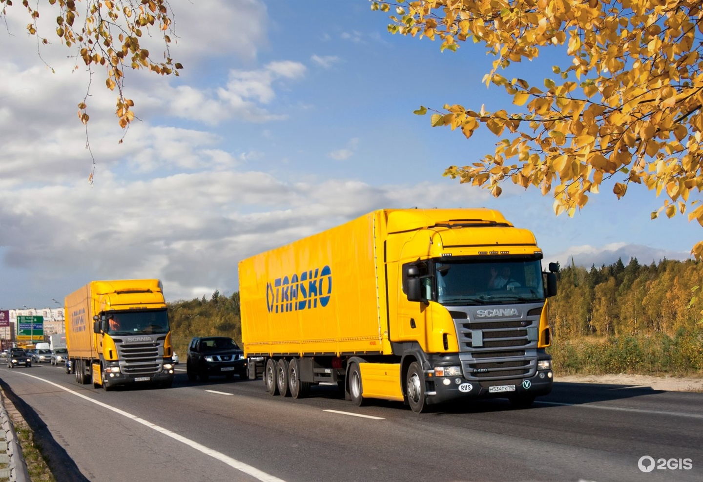 Картинки грузовиков траско