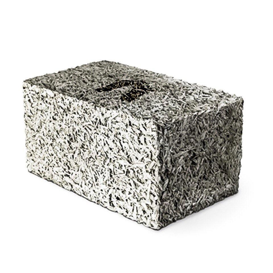 стоимость арболитового блока