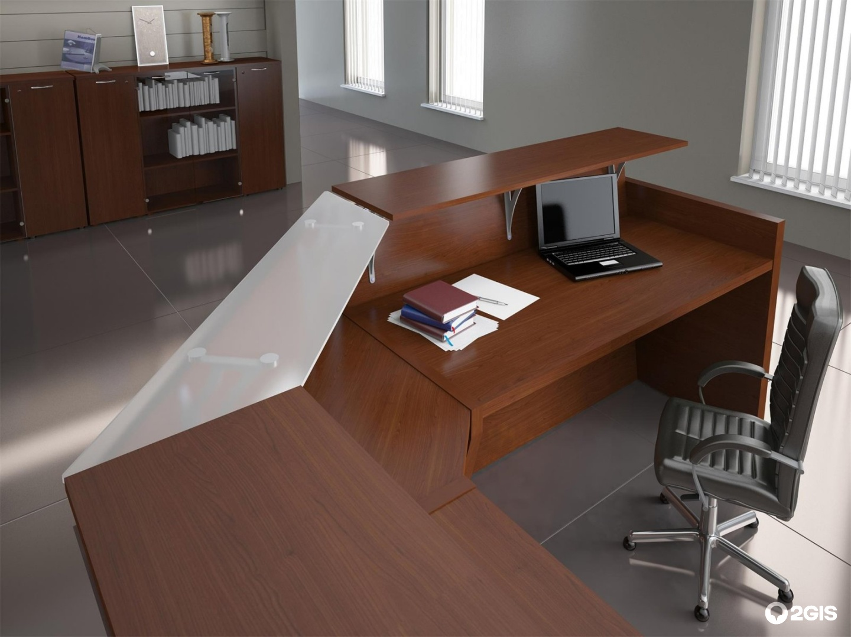 фото офисных столов в магазинах хабаровска видно, что