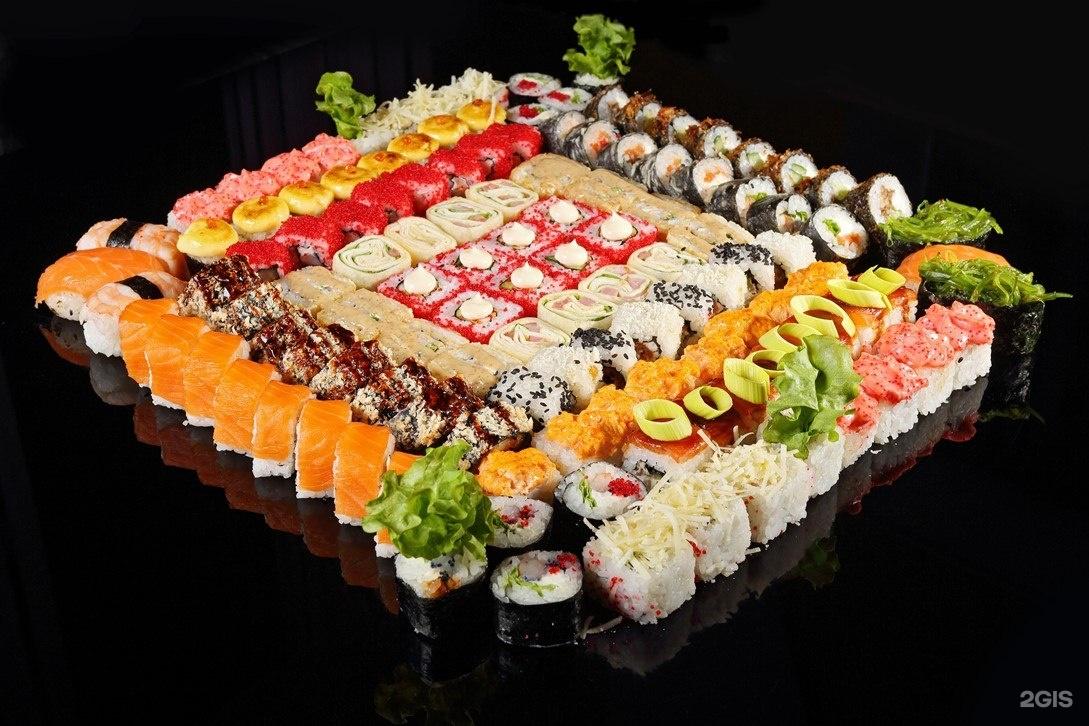 Картинки с днем суши и роллов
