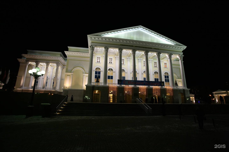 годы, картинки тюменский драматический театр шоумен