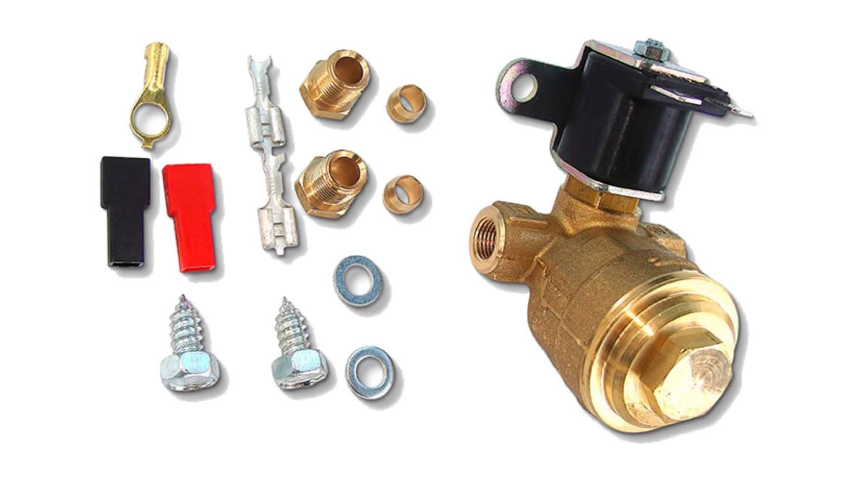 клапан газового оборудования