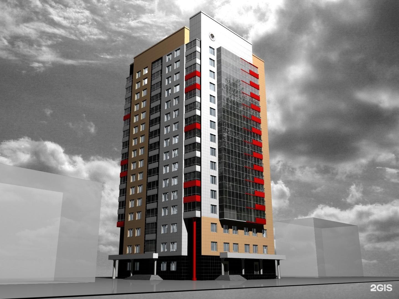 фасады многоэтажных домов картинки вроде