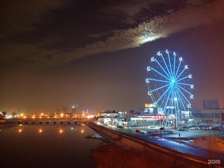 чтобы колесо обозрения челябинск мегаполис фото оформления зон