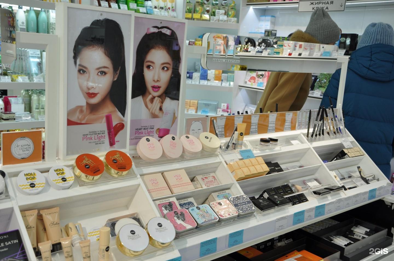 Купить корейскую косметику в москве в магазине купить косметику олей в спб