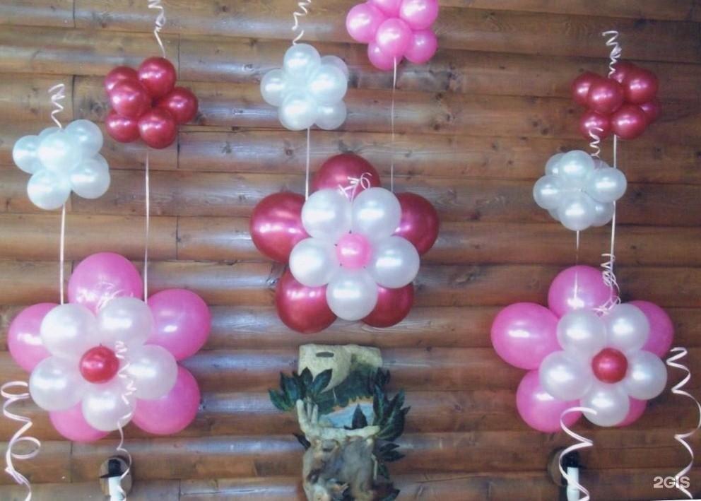 восхищаются украшения из надувных шаров с пошаговыми фото жінки готові приймати