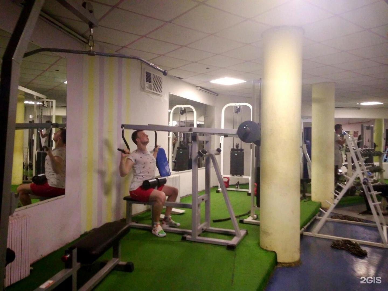 тренажерные залы заволгой ярославль