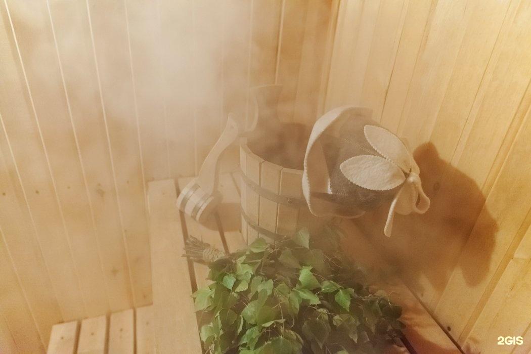 Finnish Sauna Festival - Садовая баня