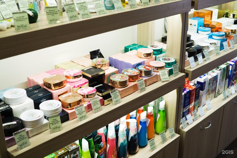 Корейские магазины косметики картинки