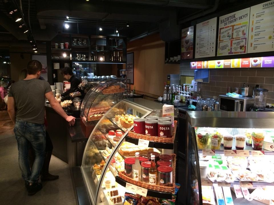4p costa coffee Consumer report rated mcdonald's coffee above starbucks coffee for the first time another important financial aspect to evaluate is starbucks' comparable store sales, or the percentage of revenue growth among their existing stores.