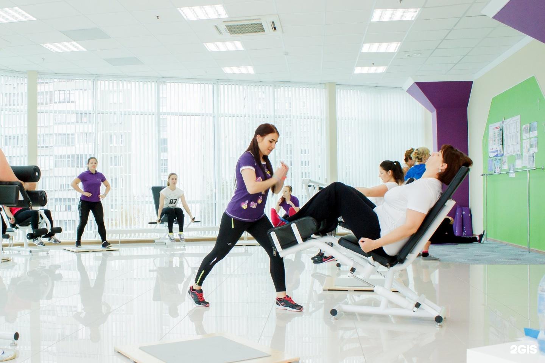 Фитнес клубы для похудения в челябинске