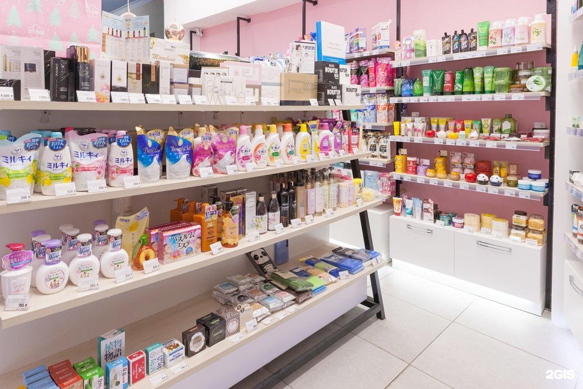 Где купить японскую косметику в петербурге 79632 эйвон