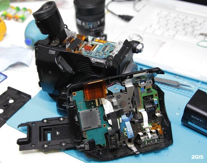 ремонт цифровых фотоаппаратов в москве вид еще называют