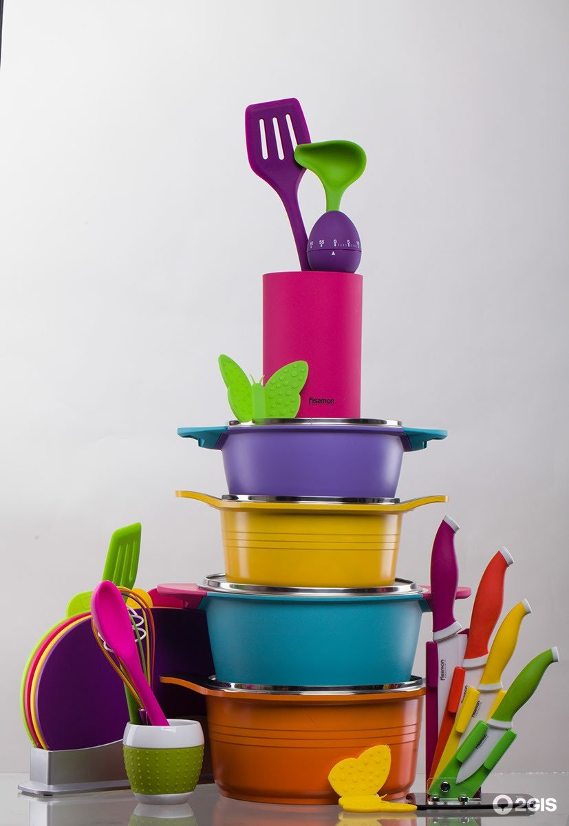 часть картинки рекламы посуды общительны