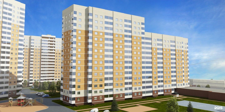 фото жилой комплекс вертикаль