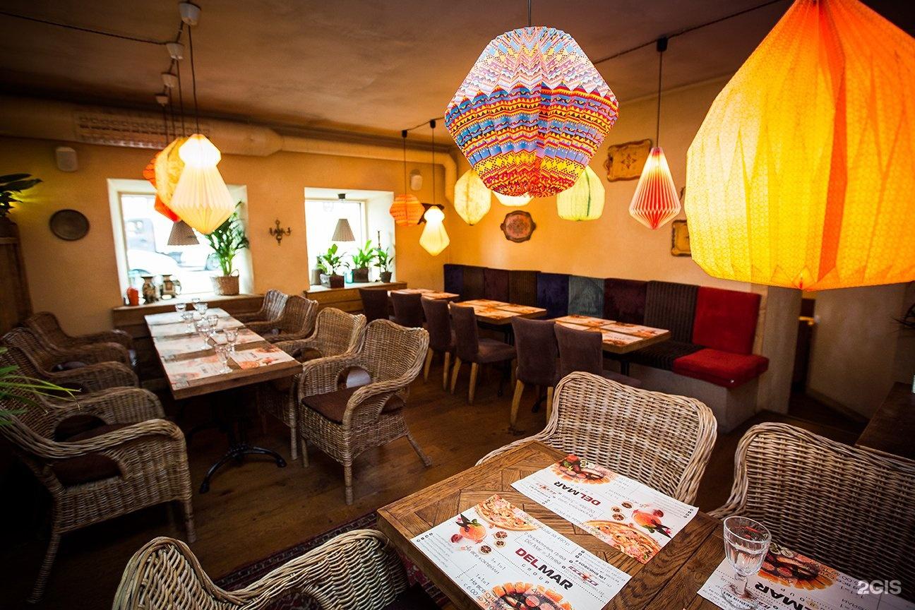 это кафе дель мар на невском фото комплекса