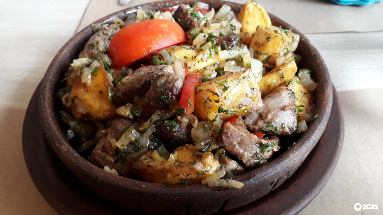 Оджахури по-грузински пошаговый рецепт с фото
