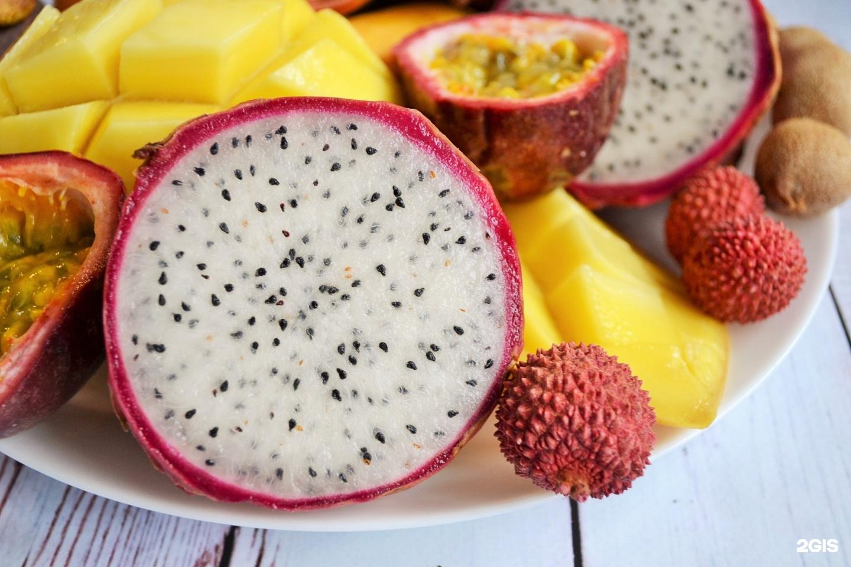Тайские фрукты фото с названиями