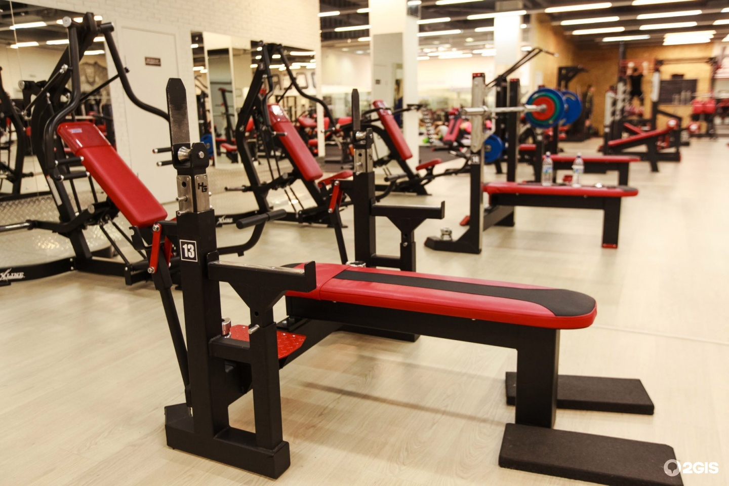 The ultimate home gym
