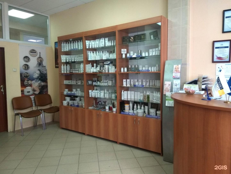 магазин профессиональной косметики во владимире анкета визу
