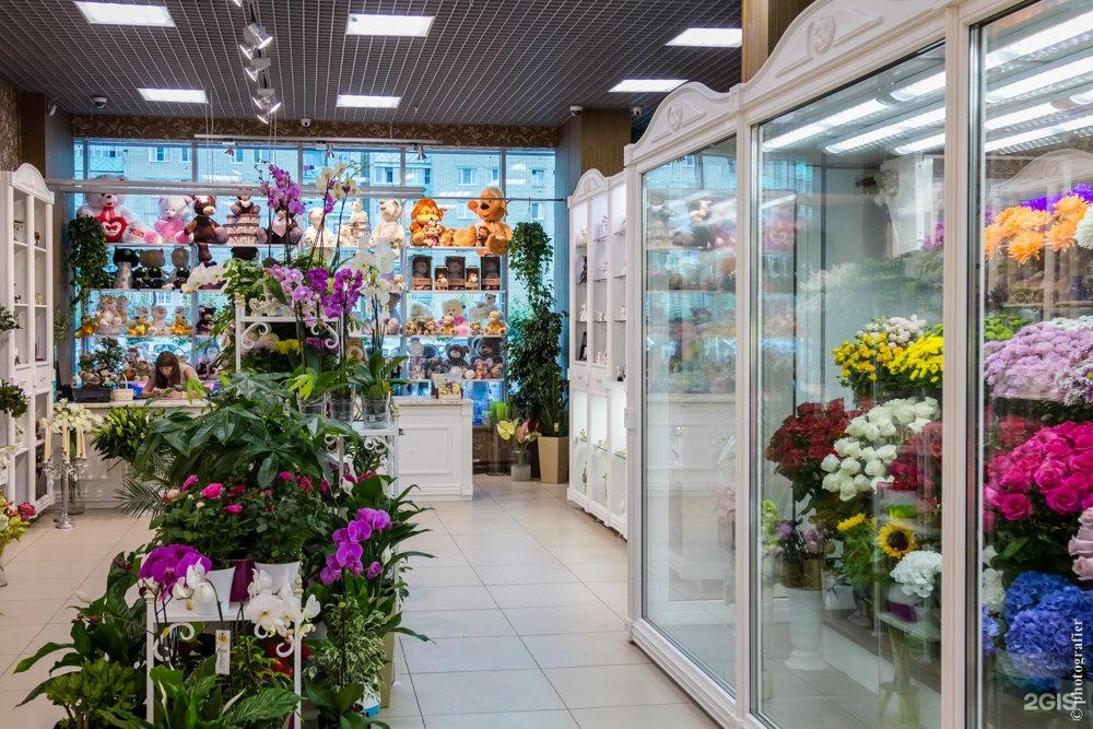 Магазин цветов, магазин цветов в тюмень планета
