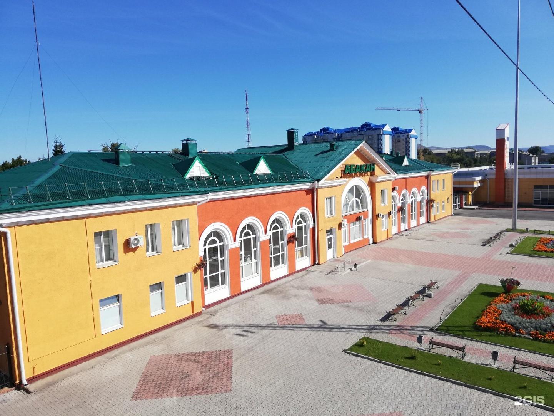 фото железнодорожного вокзала абакан сияет дом ваш