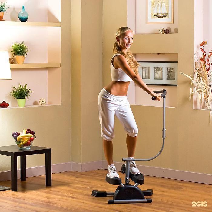 Домашние Тренажеры Похудение. Какой тренажёр самый эффективный для похудения дома?