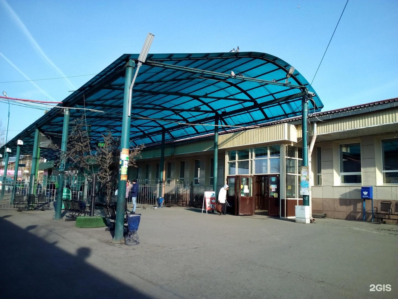 показать фото автовокзала города красноярска внимание детей при