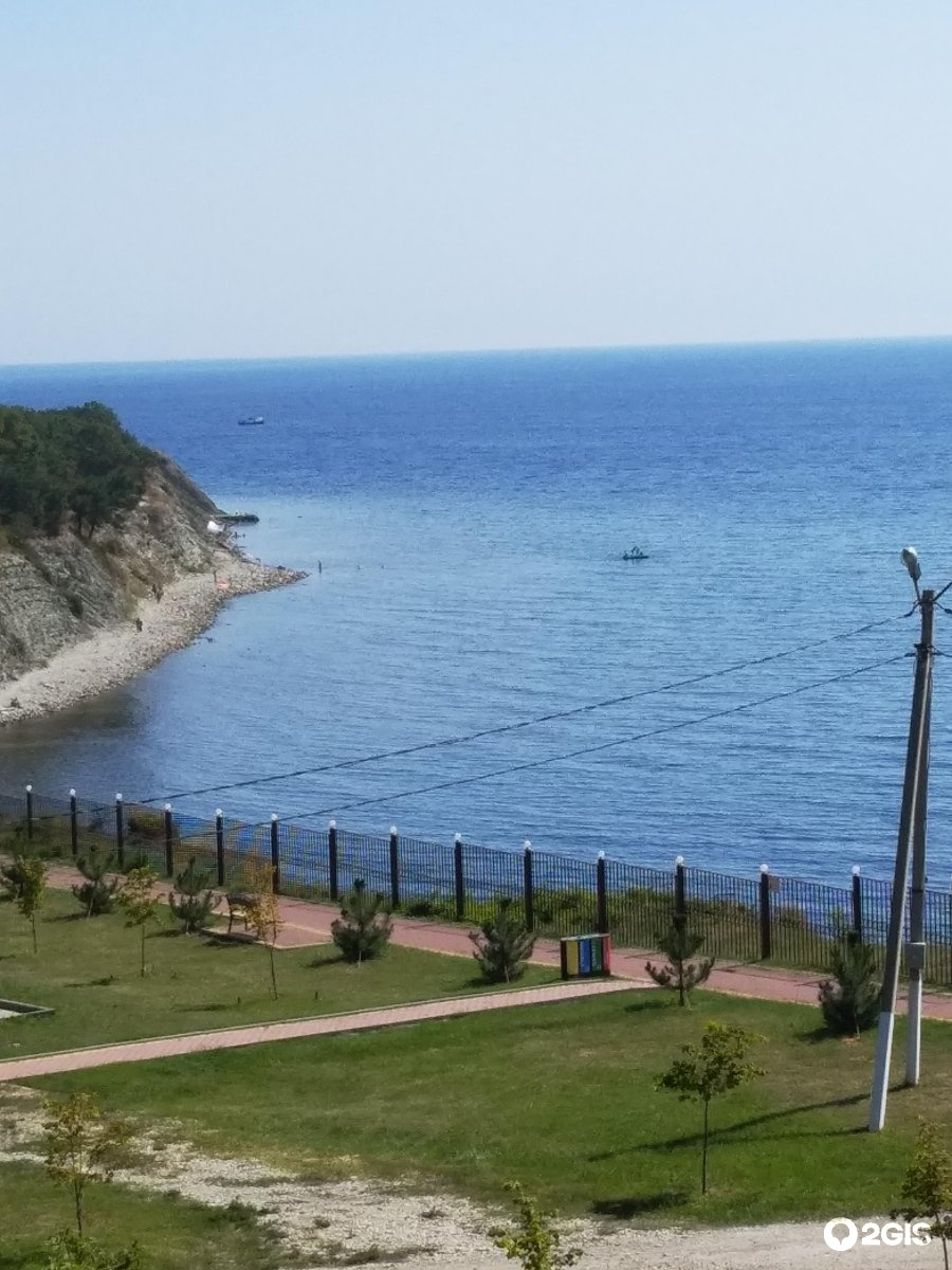 Голубая бухта санаторий геленджик фото