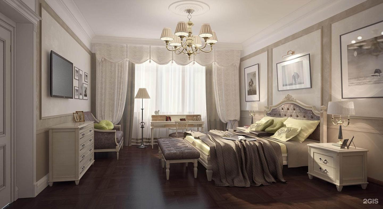 Фото комнаты для гостей в классическом стиле