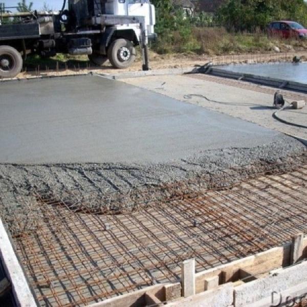 Бахчиванджи бетон холст бетон