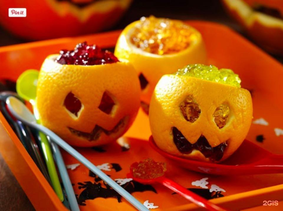 Рецепты на хэллоуин с фото для детей