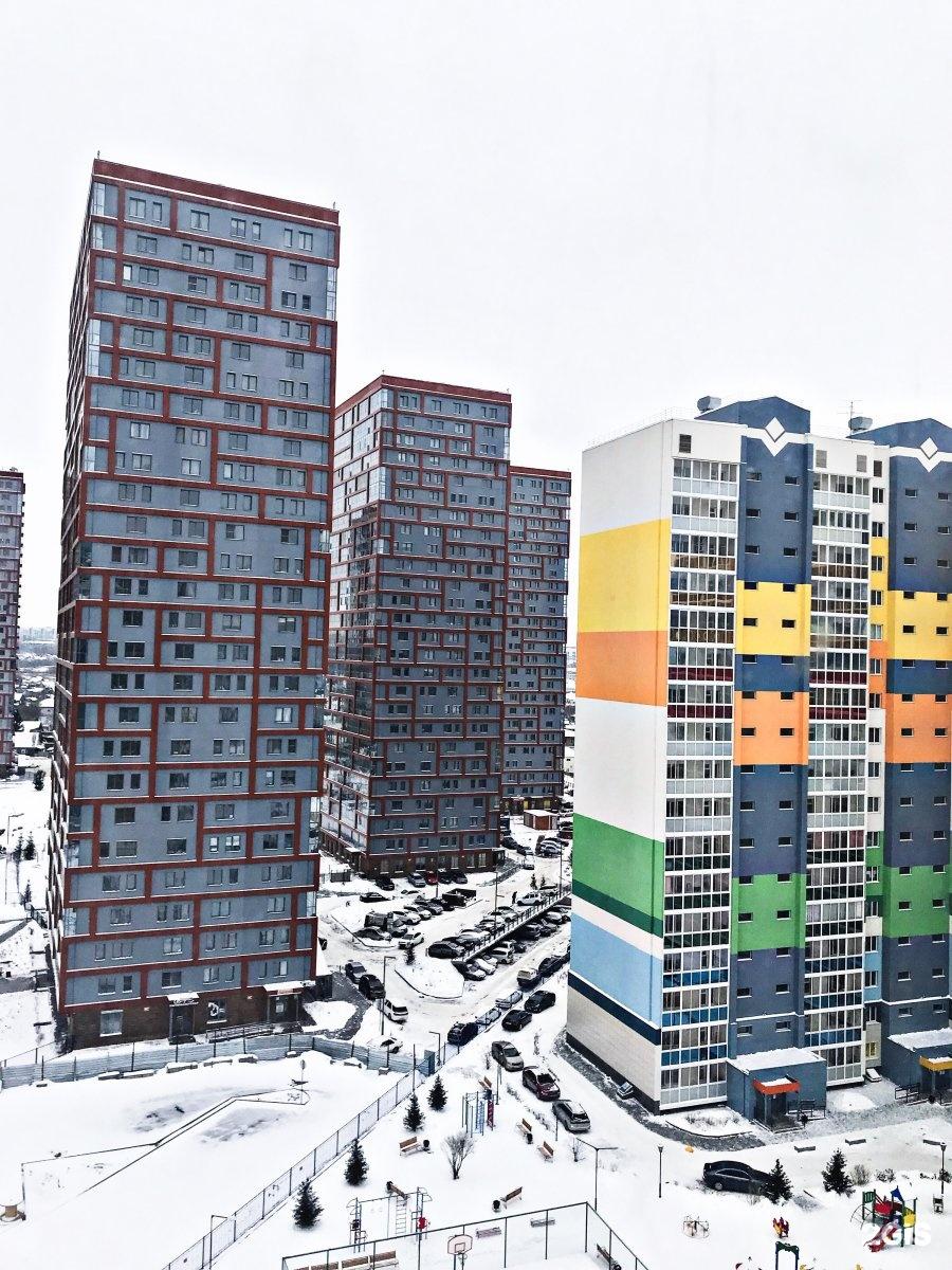 Новосибирск жк венеция фото