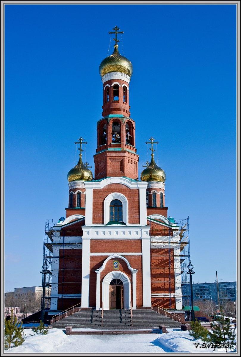 Омск фото кировского района