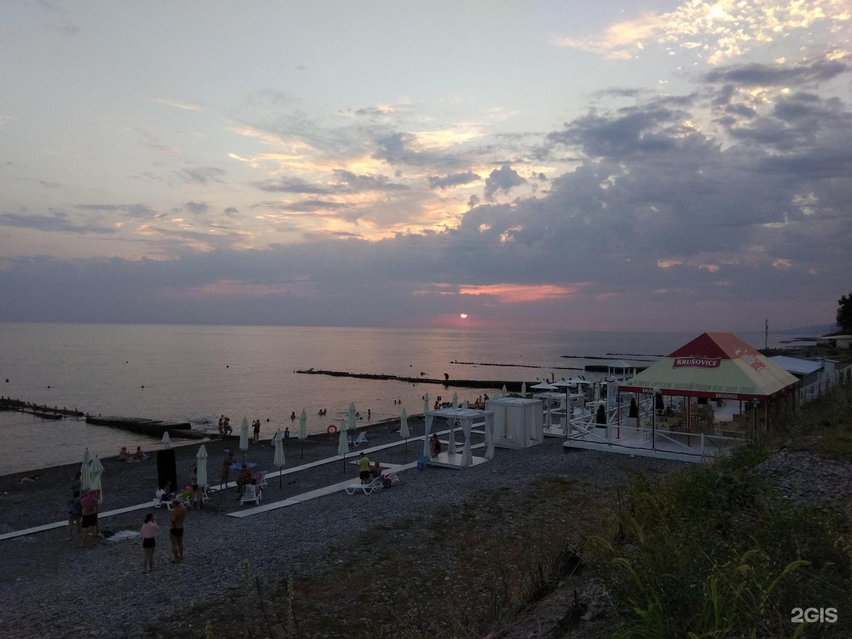 Абхазия фото пляжей и набережной это
