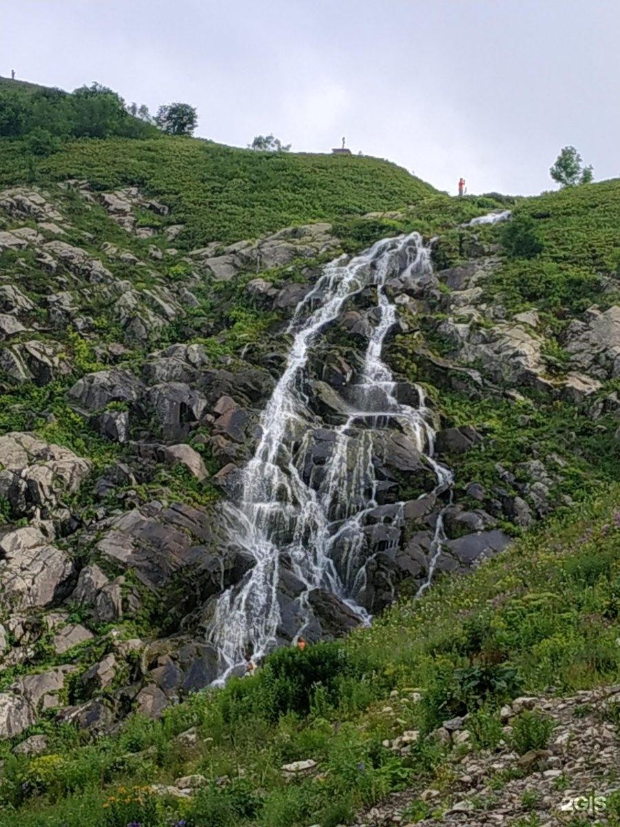 Архыз софийские водопады как добраться фото боится
