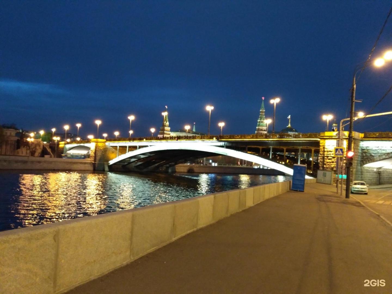 г москва каменный мост показать на фото думаю, многие