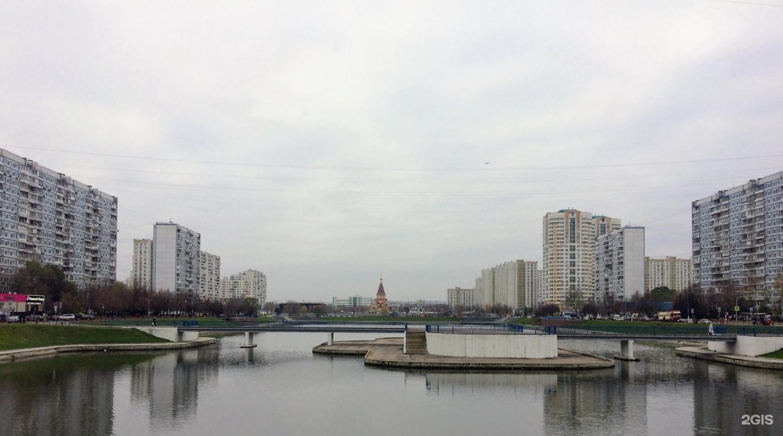 Картинка района братеево