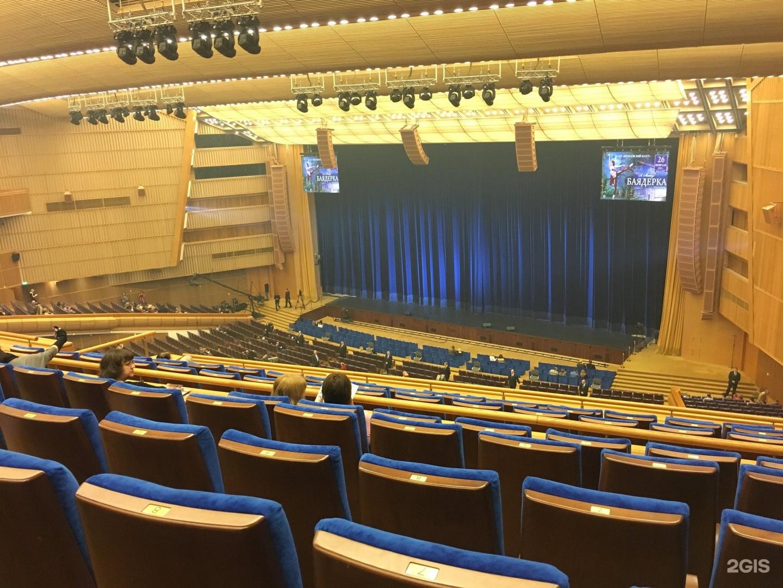 Кремлевский дворец съездов фото внутри