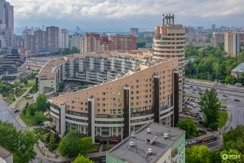 конце картинки проспект маршала жукова москва здание только
