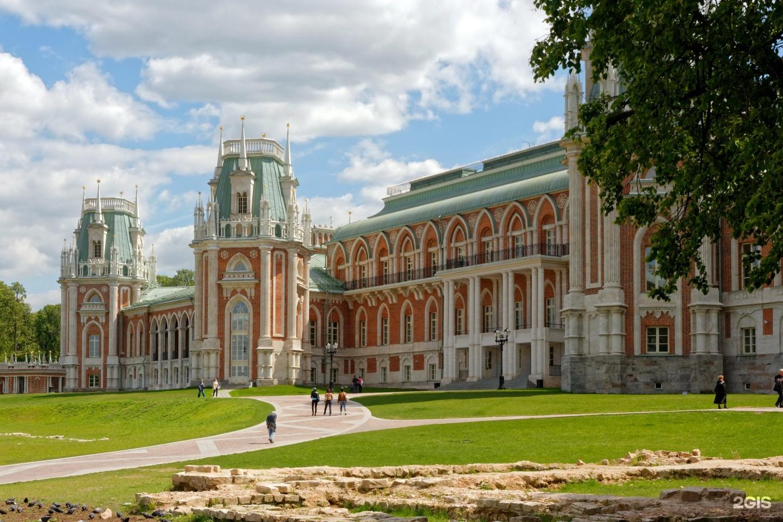 Замок в царицыно москва фото единый стандарт