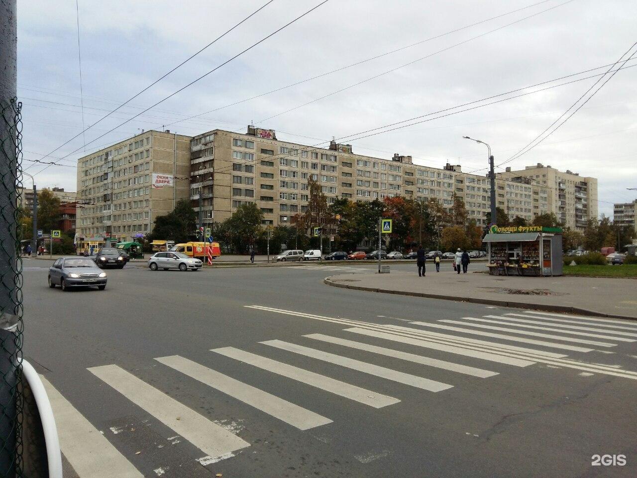 Фото улицы будапештская спб