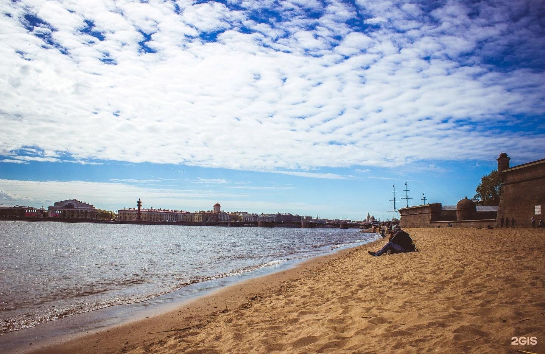 радостью фото с пляжей санкт петербурга спросит