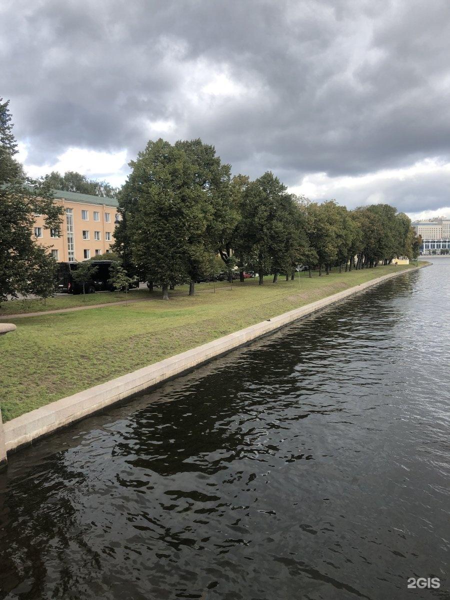 парк тихий отдых в санкт петербурге фото