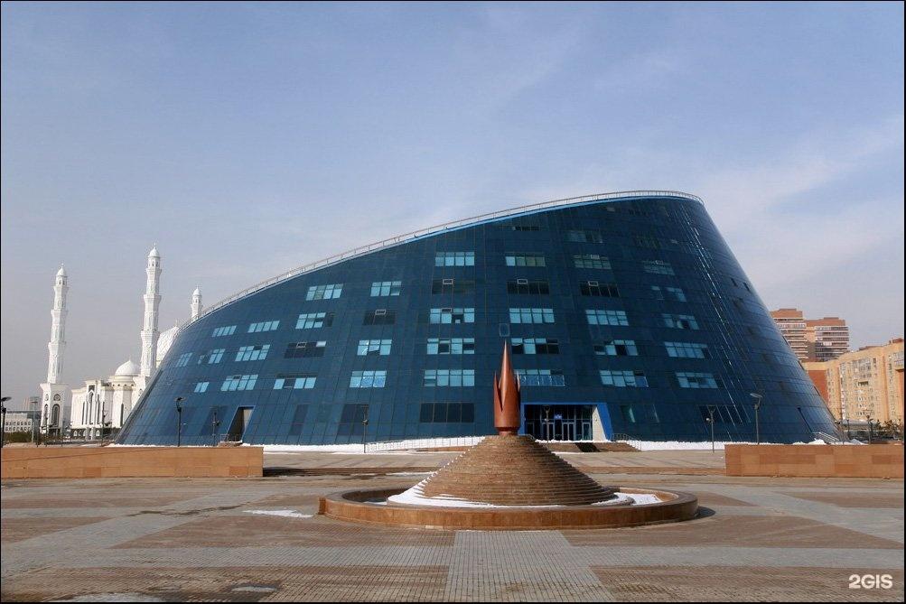 Казахский Национальный Университет Искусств (КазНУИ), Тәуелсіздік проспект, 50 в Нур-Султане — 2ГИС